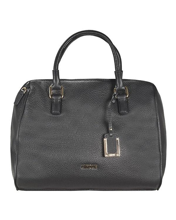 CINQUE CINQUE Ciroberta Shopper Leder 32 cm schwarz