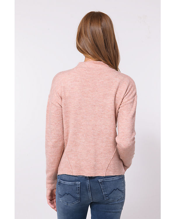 REVIEW Pullover rosa