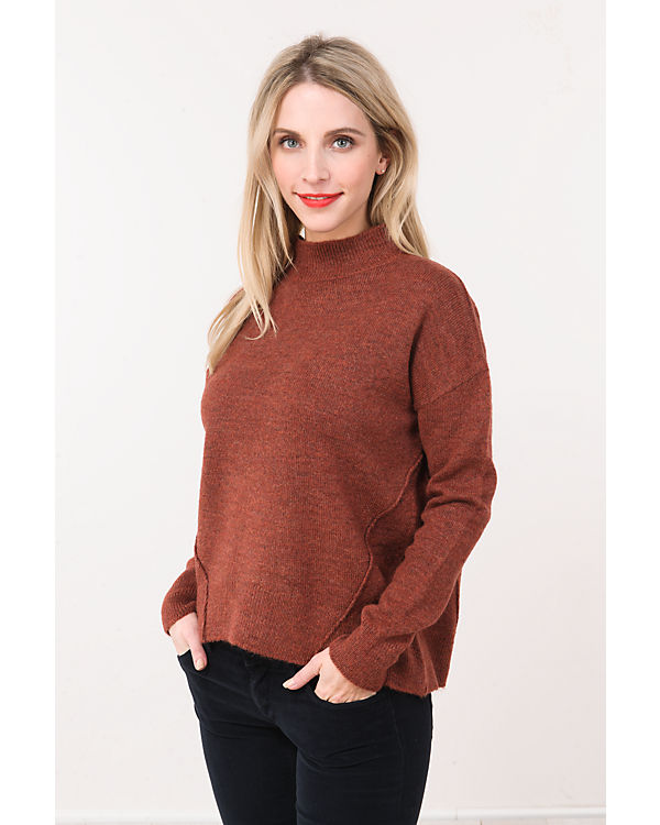 REVIEW Pullover rot