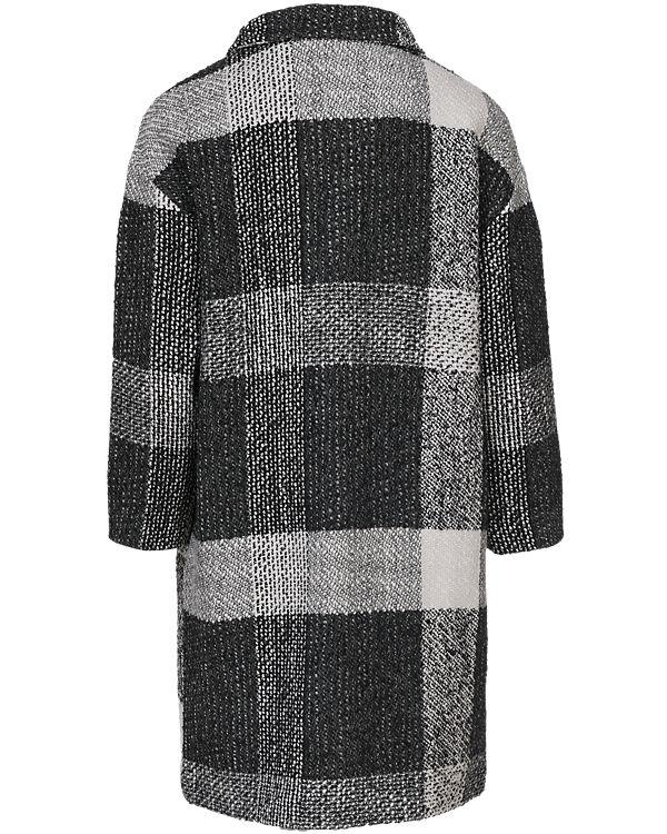 Mexx Mantel schwarz/weiß