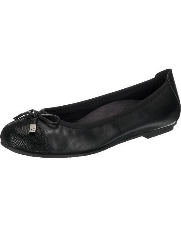VIONIC Minna Ballerinas schwarz