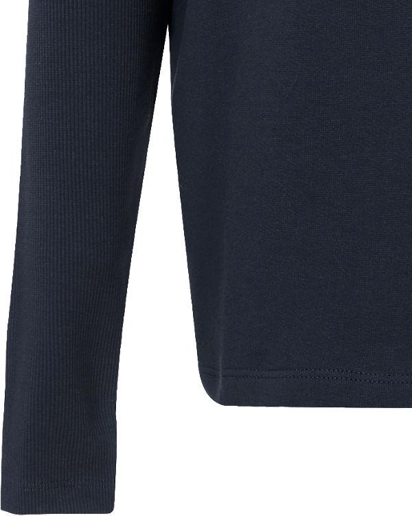 ICHI Pullover dunkelblau