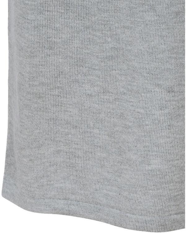 Q/S Strickkleid grau