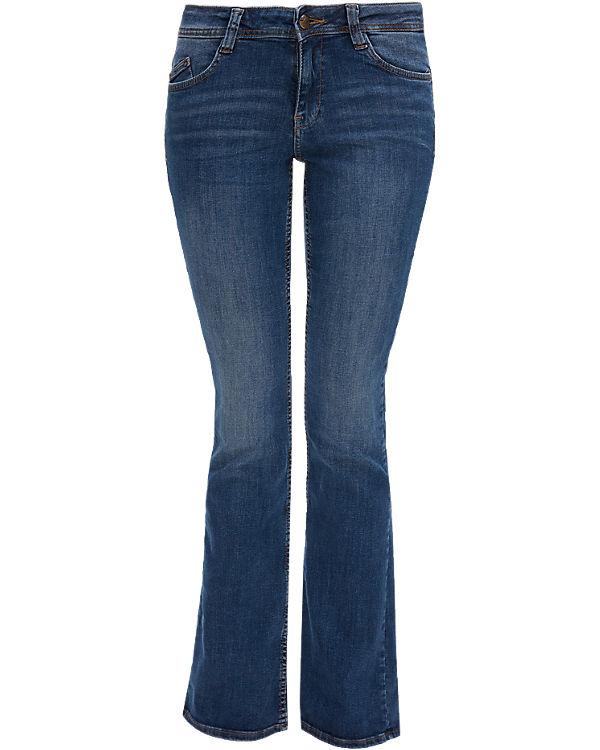 s oliver jeans shape bootcut blau ambellis. Black Bedroom Furniture Sets. Home Design Ideas