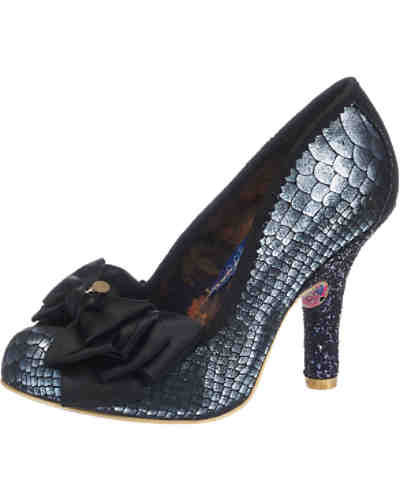 Irregular Choice Ascot Pumps