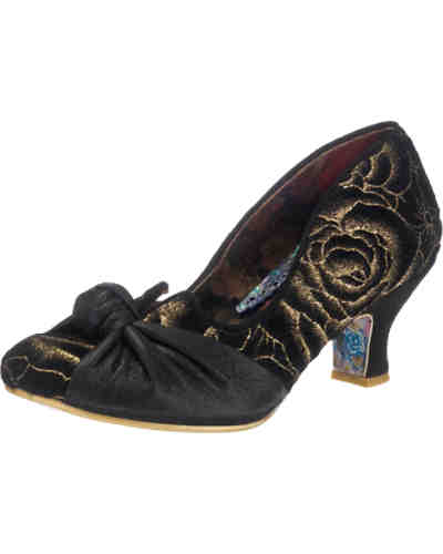 Irregular Choice Dazzle Pants Pumps