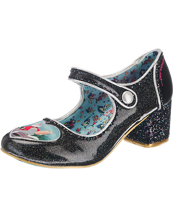 Irregular Choice Tick Tock Pumps