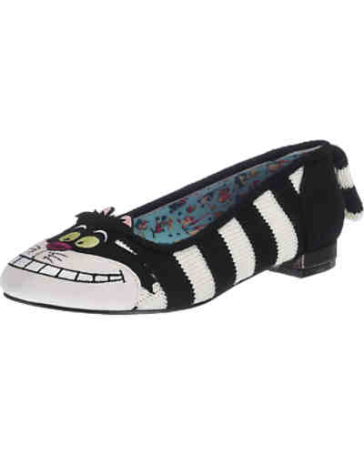 Irregular Choice Cheshire Flat Ballerinas