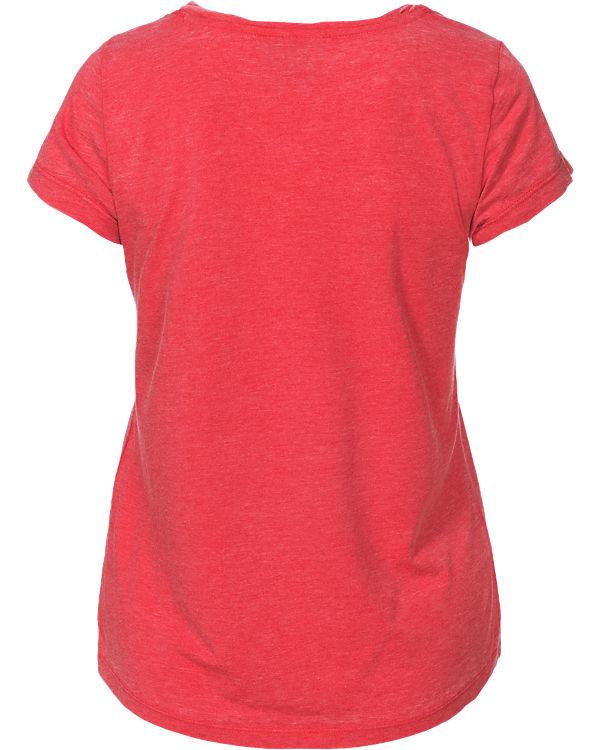 VERO MODA T-Shirt rot