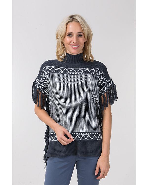 VILA Pullover schwarz