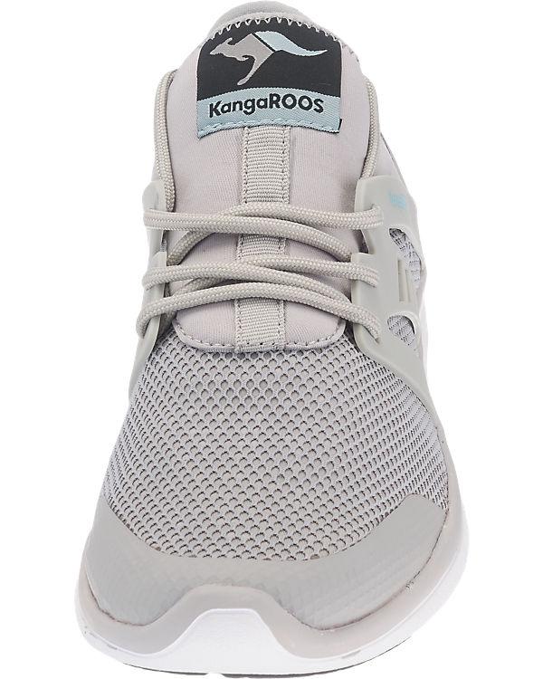 KangaROOS XCAPE Sneakers grau