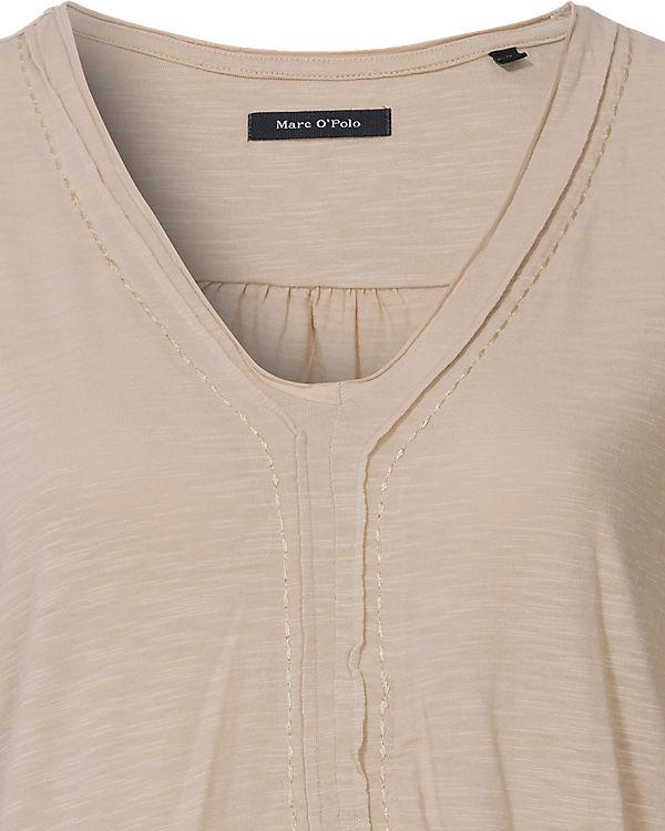 Marc O'Polo Langarmshirt beige