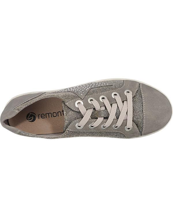 remonte Sneakers grau