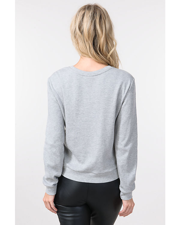 Saint Tropez Sweatshirt grau