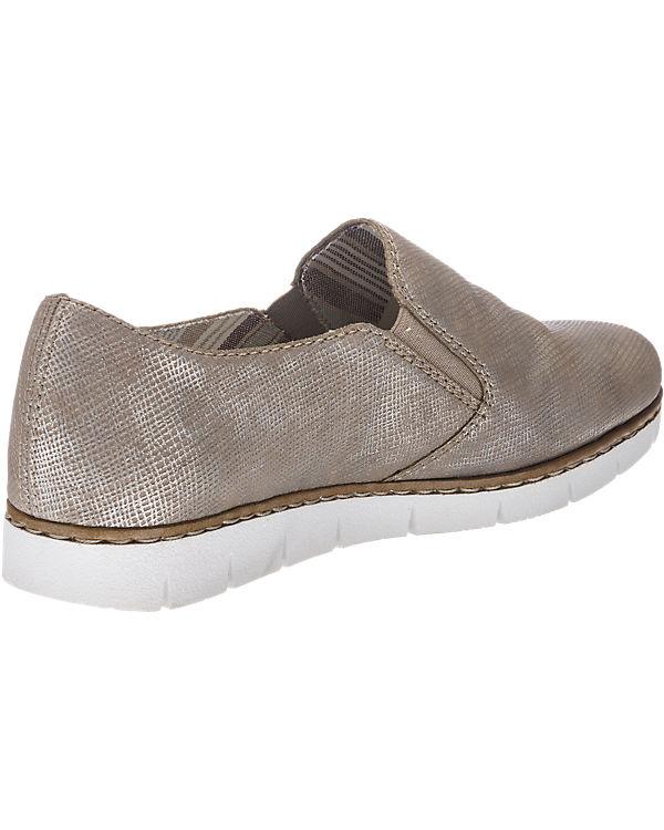 rieker Sneakers beige