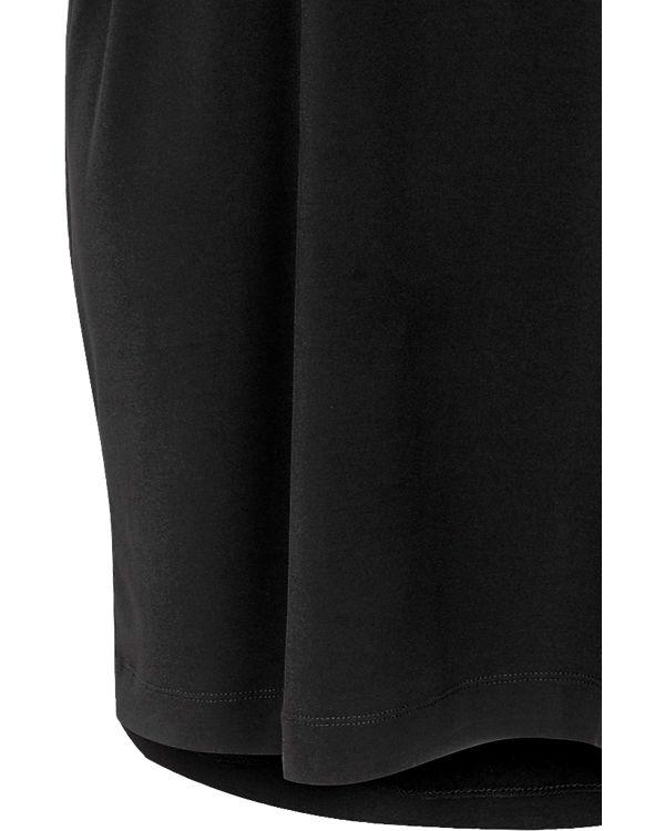 Zizzi Jerseykleid schwarz