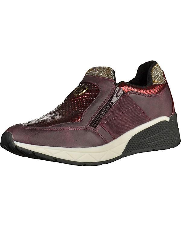 bugatti Sneakers bordeaux
