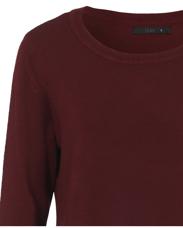 ONLY Pullover rot