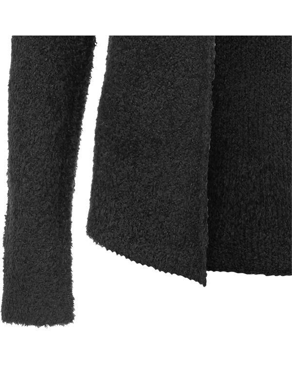 CULTURE Strickjacke schwarz