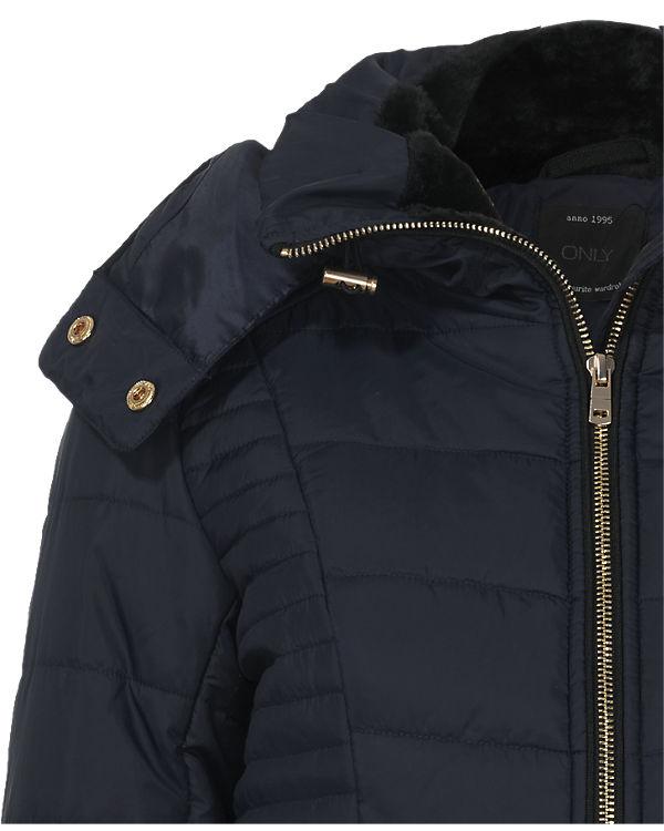 ONLY Mantel dunkelblau