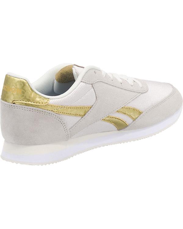 Reebok Royal CL Jog Sneakers grau-kombi