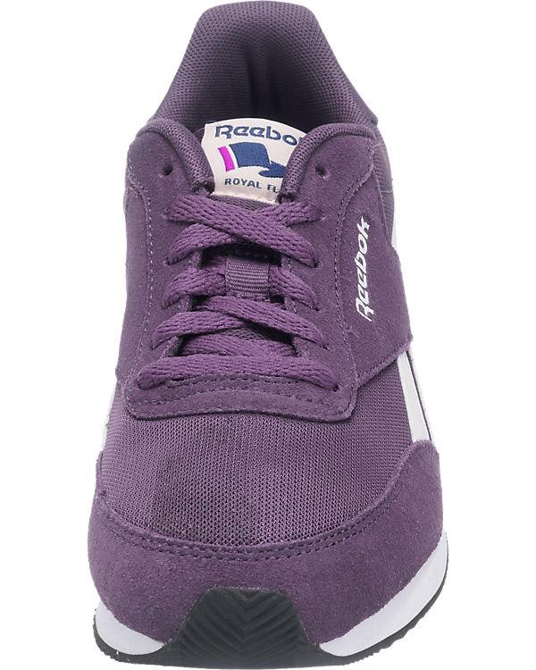 Reebok Royal CL Jog Sneakers lila