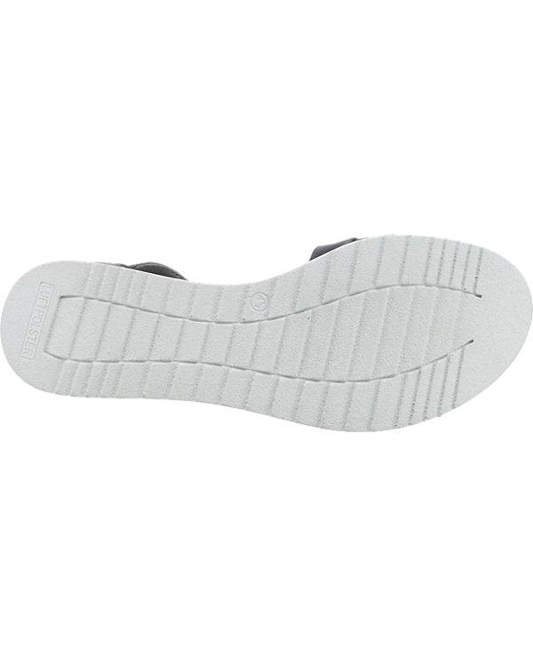 JENNY Cassis Sandaletten schwarz