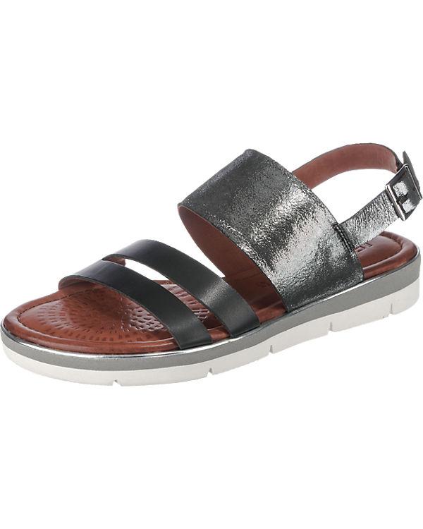JENNY Curacao Sandaletten schwarz-kombi