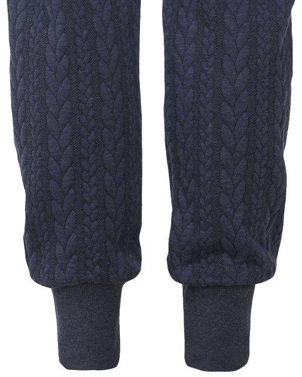 Skiny Hose Loungewear Collection dunkelblau
