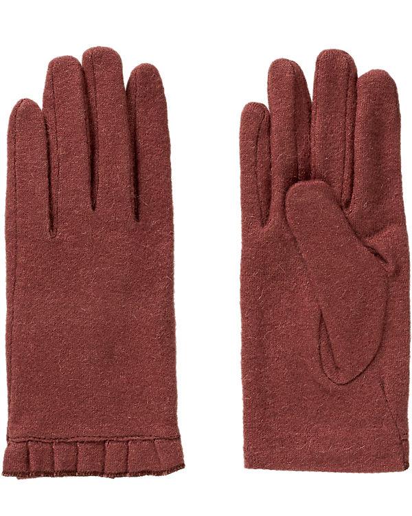 pieces Handschuhe braun