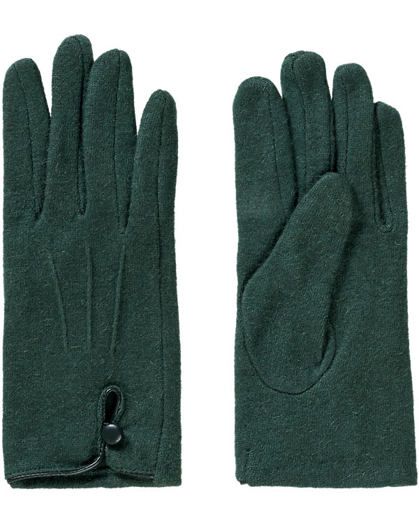 pieces Handschuhe grün
