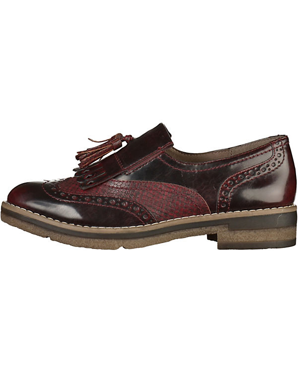 Tamaris Slipper bordeaux