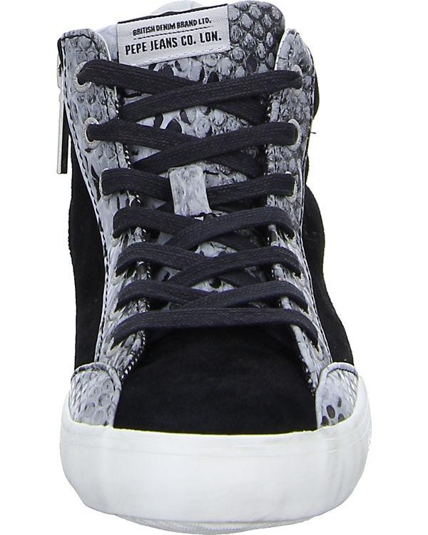 Pepe Jeans Sneakers schwarz