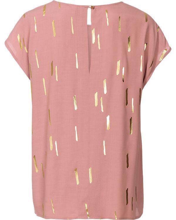 Saint Tropez Bluse rosa