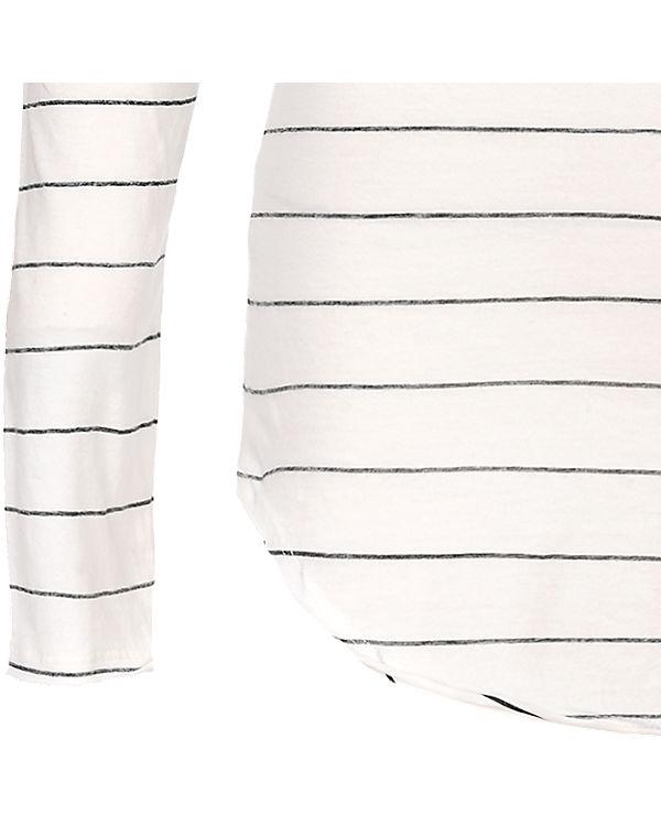 Marc O'Polo Denim Langarmshirt schwarz