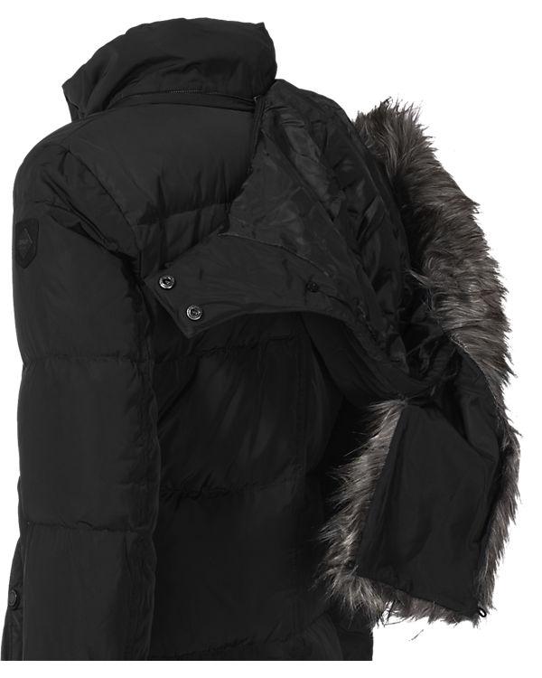 ONLY Wintermantel schwarz