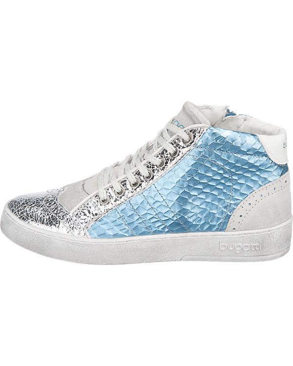 bugatti Sneakers blau-kombi