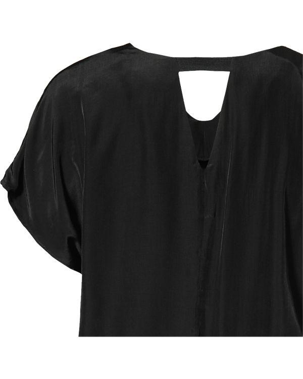 Zizzi Kleid schwarz