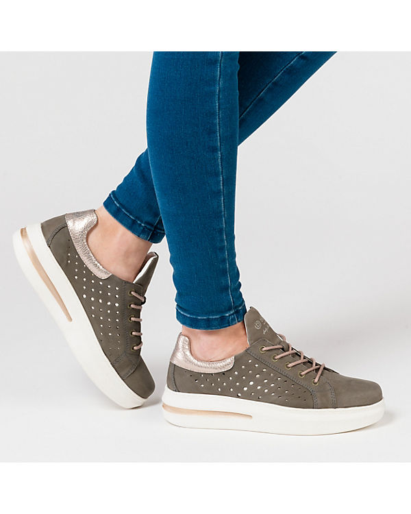 bugatti Pamina Sneakers grau-kombi