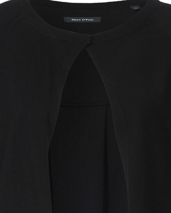 Marc O'Polo Strickjacke schwarz