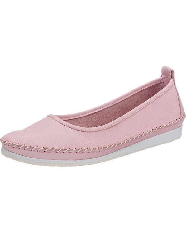 Andrea Conti Ballerinas rosa