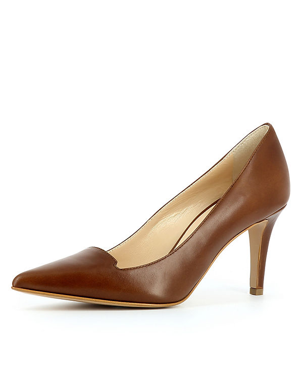 Evita Shoes Pumps cognac