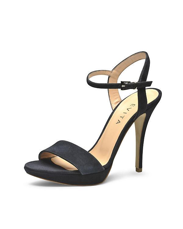 Evita Shoes Sandaletten dunkelblau