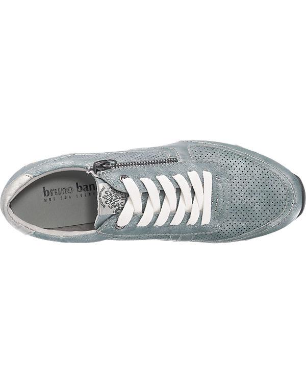 bruno banani Sneakers blau