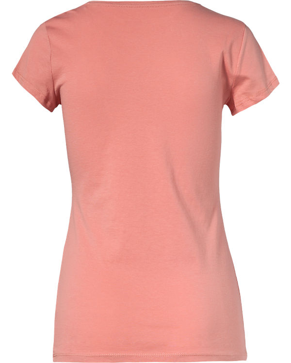 TOM TAILOR Denim T-Shirt altrosa