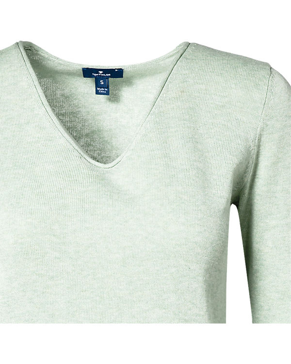 TOM TAILOR Pullover mint