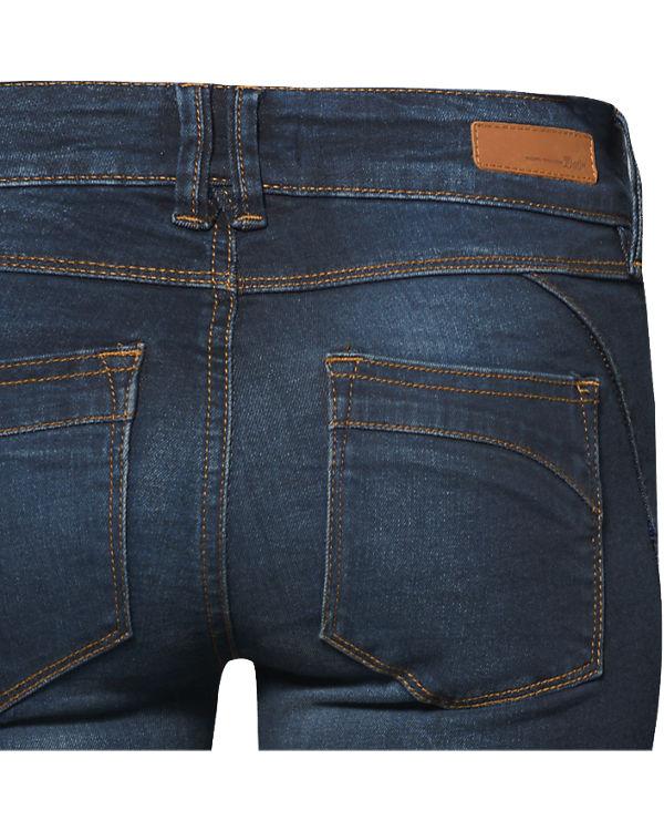 TOM TAILOR Denim Jeans Jona Skinny dunkelblau