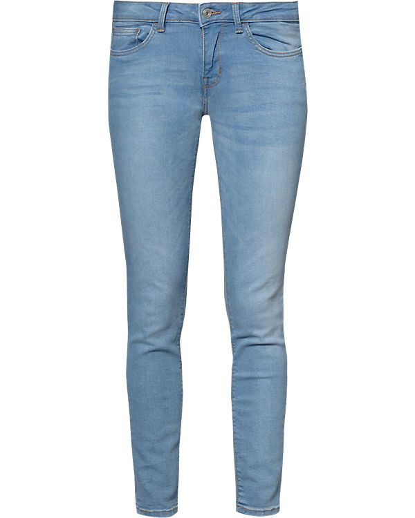 TOM TAILOR Denim Jeans Jona Skinny light blue denim