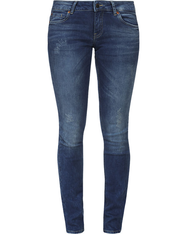 Q/S Jeans Catie Slim Fit blue denim