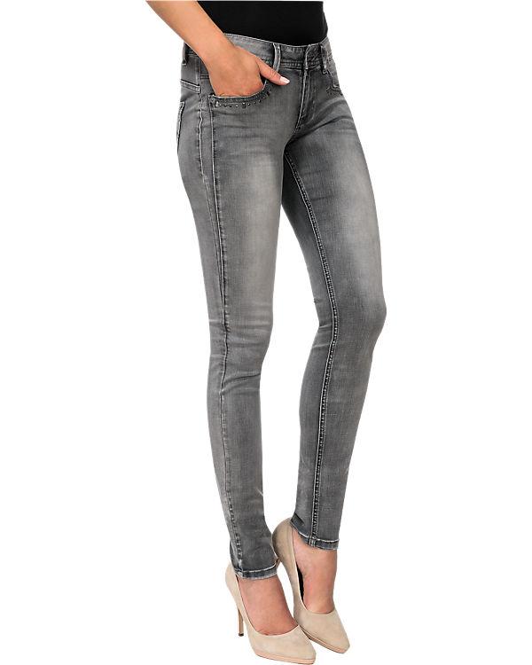 Q/S Jeans Slim grau